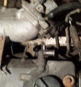 двигатель 8клапаный на передний привод!