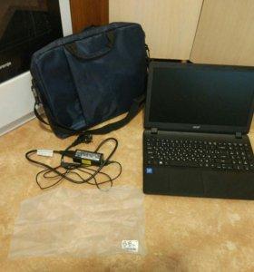 Новый Ноутбук Acer N15W4,Intel Celeron CPU N3050,
