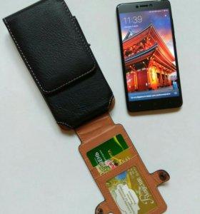 Поясная сумка- чехол для телефона