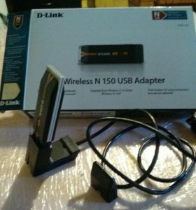 Wi-Fi адаптор