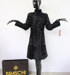 """Премиальное каракулевое пальто """"Braschi"""""""