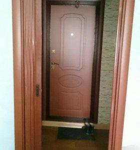 Дверь складная( гармошка)