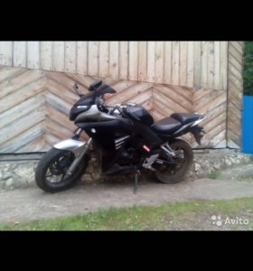 Мотоцикл Racer skyway 250