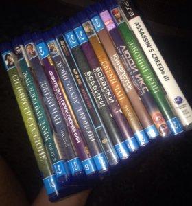 Игра на PS3 и Фильмы