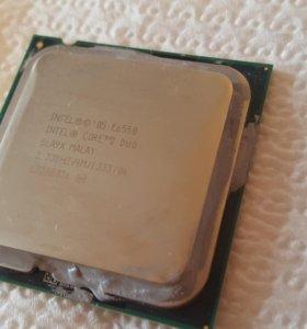 Intel Core 2 Duo E6550 2.33 GHz