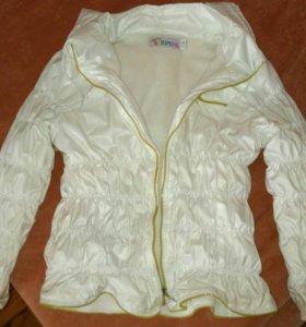 Куртка,безрукавка