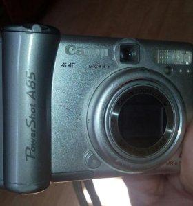 Кэнон А 85 фотоаппарат