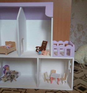 Кукольный дом/домик для кукол