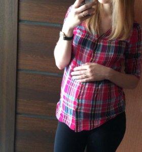 Рубашки и сарафан для беременной