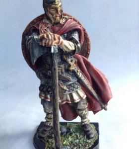 Оловянные солдатики оловянная миниатюра