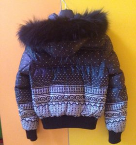 Зимняя куртка. Пуховик