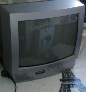 Телевизор в кухню Jvc