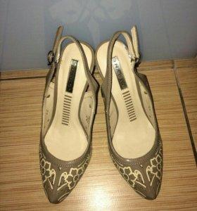 Туфли inario новые