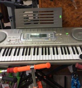 Электрическое пианино Casio 3800k
