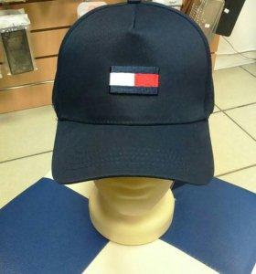 Бейсболка кепка Tommy Hilfiger темно-синяя