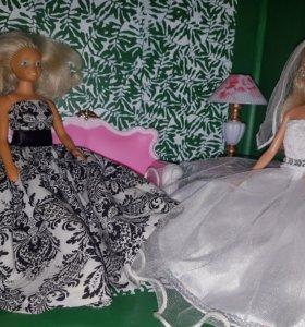 ❤ Платья для кукол