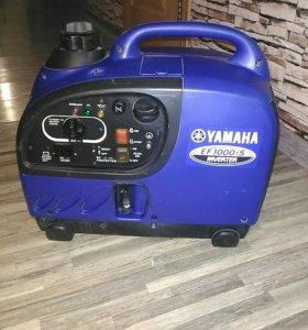 Бензогенератор YAMAHA EF 1000 iS