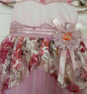 Нарядное платье Lindissima