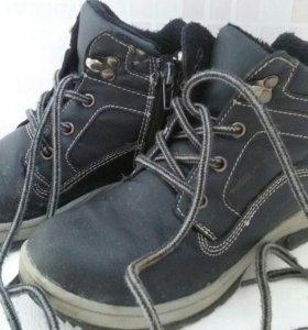 Зимние ботинки 32 р.