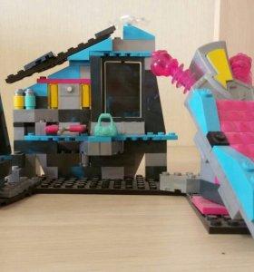 Лего монстр хай