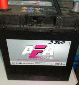 Аккумулятор 12в 35ач AFB19R