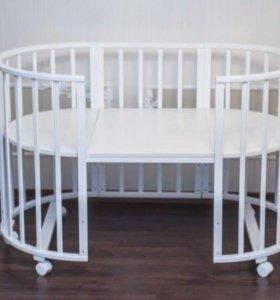 Кровать-трансформер 5в 1