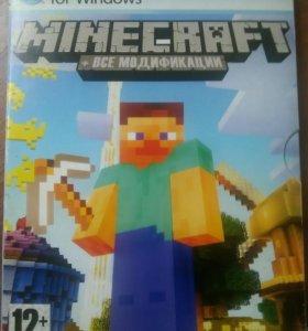 "Игра на пк ""Minecraft"""