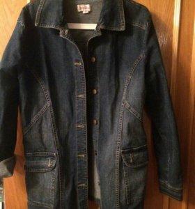 Куртка джинсовая 48-52