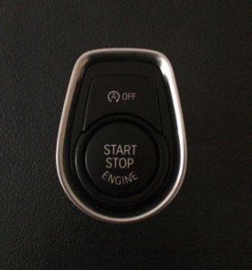Кнопка start stop BMW