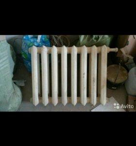 Радиаторы для отопления чугунные Тепло вашем доме