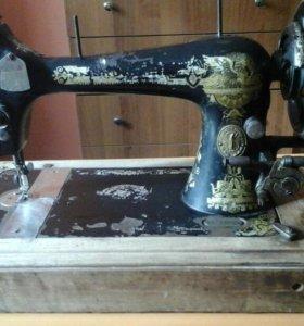 Швейная машина Singer.
