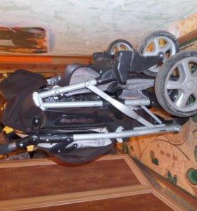 Прогулочная коляска Peg-Perego