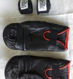 Боксёрские перчатки Rafael