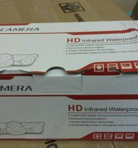 AHD камера для систем видеонаблюдения.