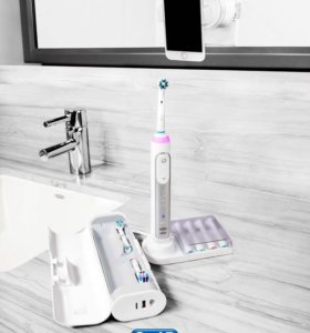 Электрическая зубная щетка Braun Oral-B Genius