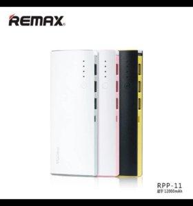 Внешний аккумулятор Remax RPP-11 12000 mAh