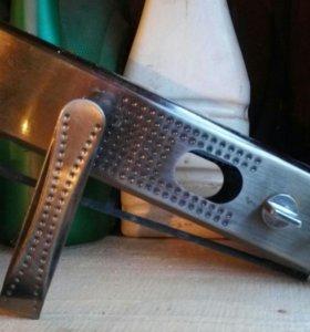 Комплект ручек для китайской металлической двери
