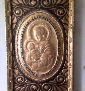 """Картина """"Святая Богородица"""""""