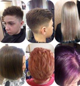Выездной парикмахер