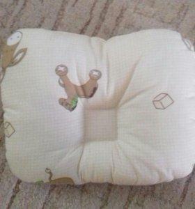 Артопедическая подушка.