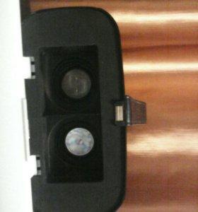 Очки виртуальной реальности для android и iphone