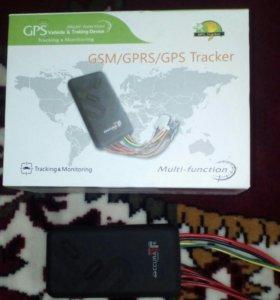 GPS/GSM/GPRS трекер.