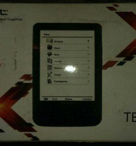 Электронная книга Texet TB-446SE