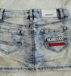 """Юбка джинсовая """"BlueCocco"""""""