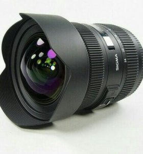 Объектив SIGMA 12-24mm