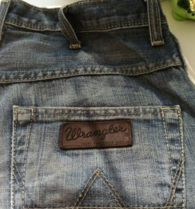 Мужские джинсы оригинальные Вранглер
