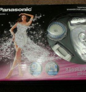 Эпилятор Panasonic 7 насадок