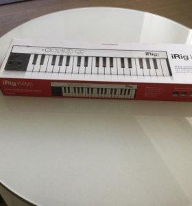 Миди клавиатура iRig keys