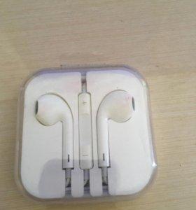 Наушники Apple iPhohe