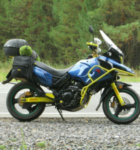 Мотоцикл Stels400GT